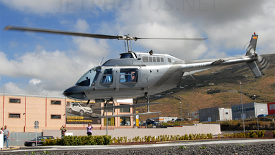 EC-LYP - Bell 206B JetRanger III - Private