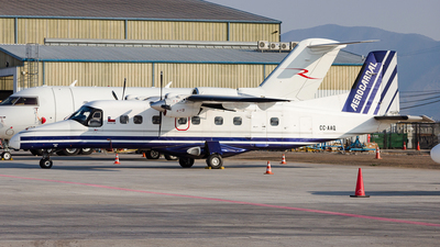 CC-AAQ - Dornier Do-228-202 - Aerocardal