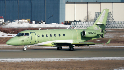 N732GA - Gulfstream G200 - Private