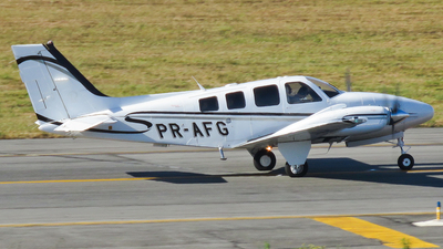 PR-AFG - Beechcraft G58 Baron - Private