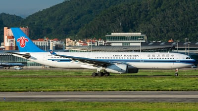 B-6087 - Airbus A330-343 - China Southern Airlines