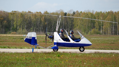 D-MBOF - AutoGyro Europe MT-03 Eagle - Private