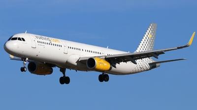 EC-MMH - Airbus A321-231 - Vueling
