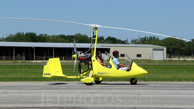 A picture of N747RD - Magni M16C Tandem Trainer - [16148744] - © RyRob