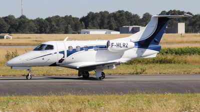 A picture of FHLRZ - Embraer Phenom 100 - Luxwing - © Jakob Studemund