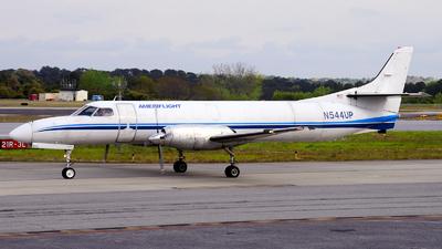 A picture of N544UP - Fairchild Swearingen Metroliner - Ameriflight - © Agustin Anaya