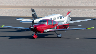 N990P - Cirrus SR22 - Private