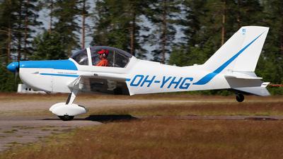 OH-YHG - PIK-15 Hinu - Porin Ilmailukerho