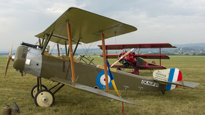 OK-NUP01 - Sopwith 1 1/2 Strutter - Private