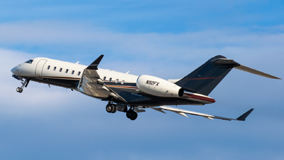 N92FX - Bombardier BD-700-1A10 Global Express - Private