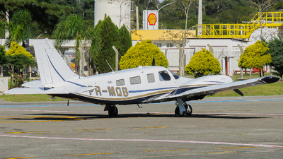 PR-MQB - Piper PA-34-220T Seneca V - Private
