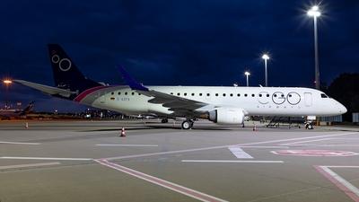 D-AZFB - Embraer 190-100LR - EGO Airways