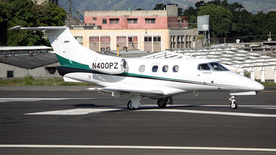 N400PZ - Embraer 500 Phenom 100 - Private
