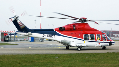 G-CHCT - Agusta-Bell AB-139 - CHC Helicopters