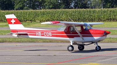 HB-CDB - Reims-Cessna F150L - Private