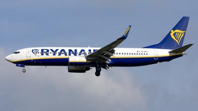 EI-DPV - Boeing 737-8AS - Ryanair