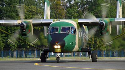 0210 - PZL-Mielec M-28B/TD Skytruck - Poland - Air Force