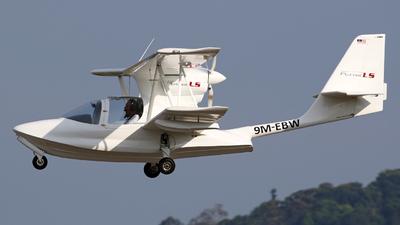9M-EBW - Edra Aeronautica Super Pétrel LS - Private