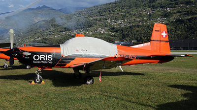 T7-PCS - Pilatus PC-7 - Private