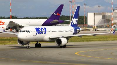 F-GKXI - Airbus A320-214 - Joon