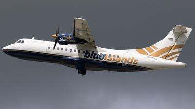 A picture of GISLG - ATR 42320 - [0019] - © Alexandre Fazan
