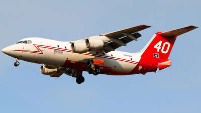 N470NA - British Aerospace BAe 146-200A - Neptune Aviation Services