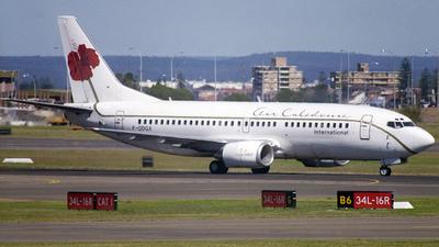 F-ODGX - Boeing 737-33A - Air Calédonie