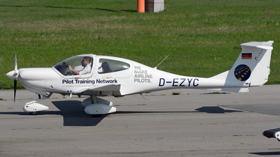 D-EZYC - Diamond DA-40 Diamond Star - Pilot Trainig Network