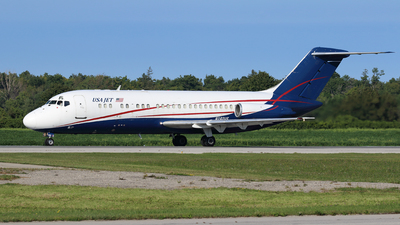 N192US - McDonnell Douglas DC-9-15(F) - USA Jet Airlines