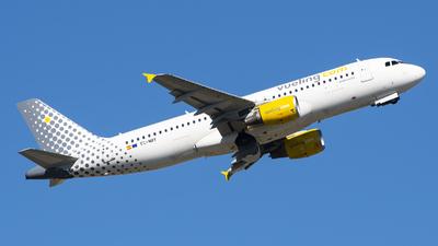 A picture of ECMBY - Airbus A320214 - Vueling - © Eduardo Seijo