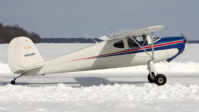 N89399 - Cessna 140 - Private
