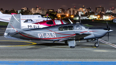 PT-ALN - Mooney M20TN - Private