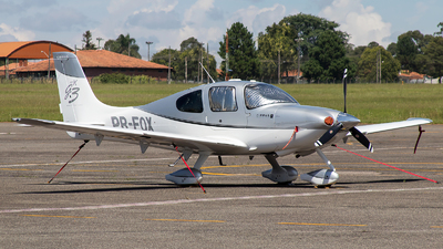 PR-FOX - Cirrus SR22-GTSx G3 - Private