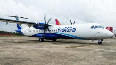A picture of VTIYR - ATR 72600 - IndiGo - © Shamal (Sha Creations)