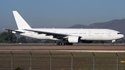 CC-BKB - Boeing 777-212(ER) - LATAM Airlines