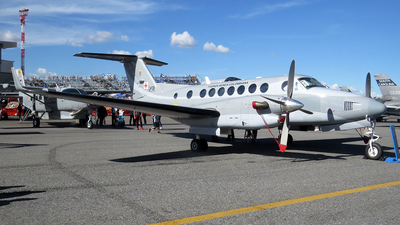 FAC5077 - Beechcraft B300 King Air 350 - Colombia - Air Force