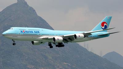 HL7630 - Boeing 747-8B5 - Korean Air