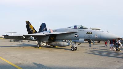 166859 - Boeing F/A-18E Super Hornet - United States - US Navy (USN)