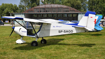 SP-SAGD - Sky Ranger V - Private