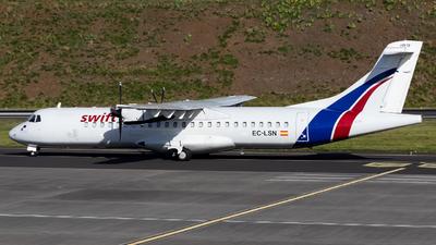 EC-LSN - ATR 72-202 - Swiftair