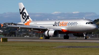 VH-VQC - Airbus A320-232 - Jetstar Airways