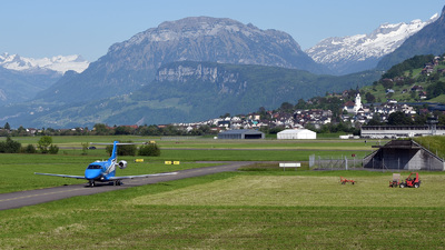 LSZC - Airport - Airport Overview