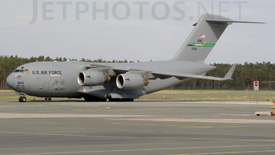 02-1104 - Boeing C-17A Globemaster III - United States - US Air Force (USAF)