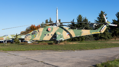 0142 - Mil Mi-24D Hind D - Czechoslovakia - Air Force