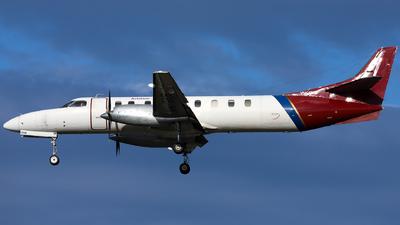 VH-OYB - Fairchild SA227-DC Metro 23 - Pearl Aviation
