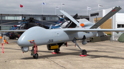 15-008 - TAI Anka - Turkey - Air Force