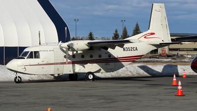 N352CA - CASA C-212-CC Aviocar - Ryan Air