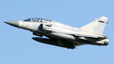 2061 - Dassault Mirage 2000-5DI - Taiwan - Air Force