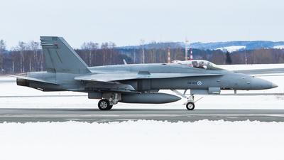 HN-405 - McDonnell Douglas F/A-18C Hornet - Finland - Air Force