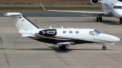 D-ICCP - Cessna 510 Citation Mustang - Private